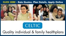 BannerCelticWebLinks - Health and Life
